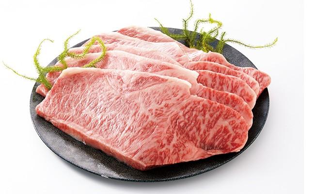 ロースステーキ肉