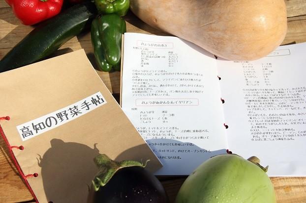特典1、手作りの野菜料理レシピです!