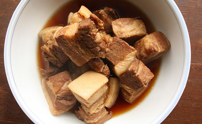 黒豚豚太くん角煮