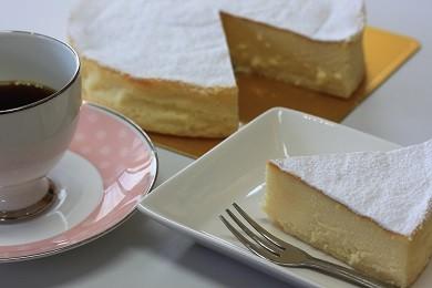 1月 濃厚チーズケーキ