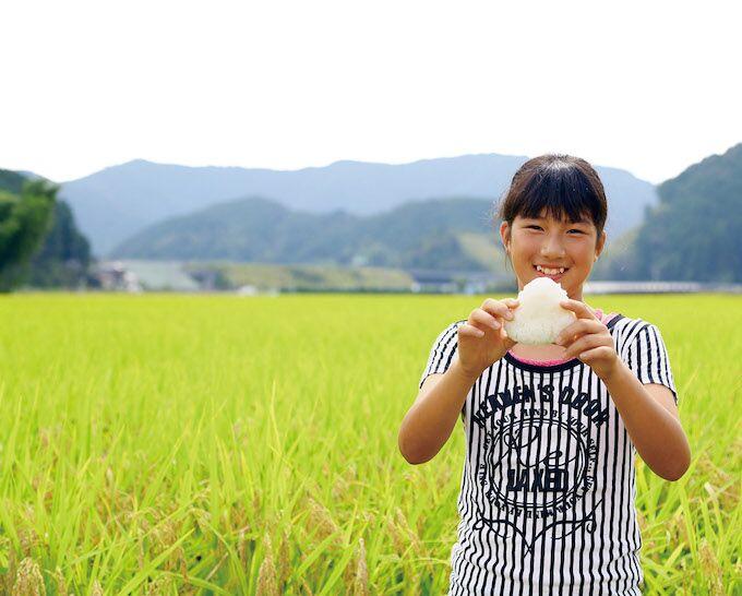 美味しい仁井田米だけをお届けします。