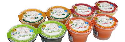 野菜ヨーグルトは80億個以上の乳酸菌!
