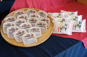 本場茨城で大人気!国産そぼろ納豆と副将軍納豆