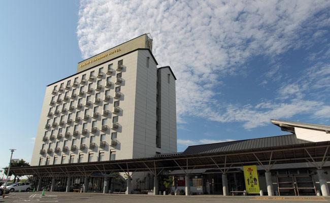 高知龍馬空港に一番近いゆとりのホテル