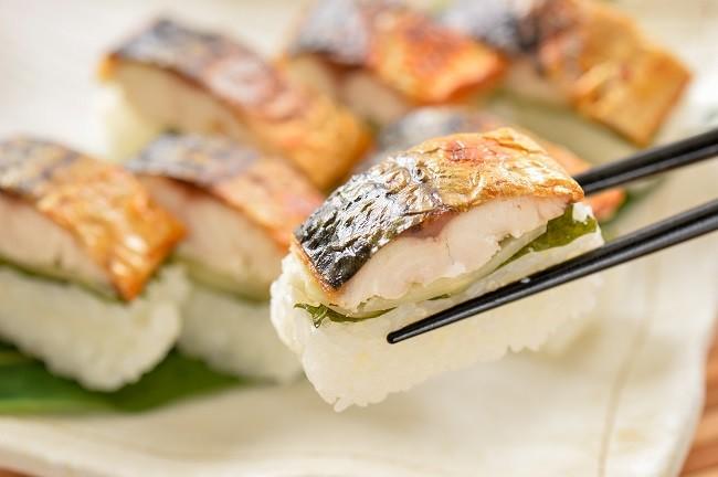 元祖焼き鯖寿司