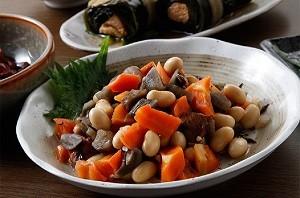 しぐれ(大豆の五目煮)