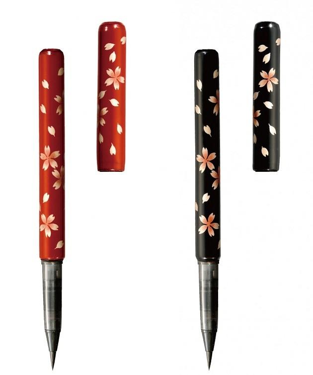 1500年の歴史と伝統の越前漆器~㈱サンユー「越前塗 蒔絵筆ペン」