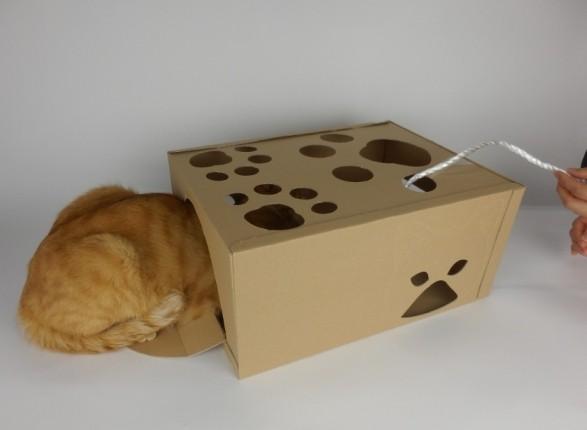 にゃんBOX (DODACODA商品にひとつお付けします。)