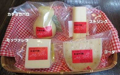 チーズ(おまかせ1個 ※種類は選べません。)