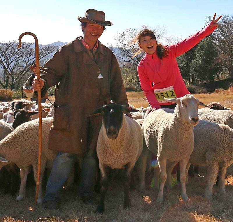 羊・アルパカ・馬などいろいろな動物にも会える!