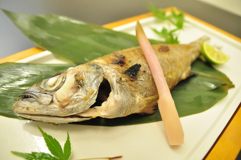 塩焼きに、煮魚に、お好みでどうぞ!