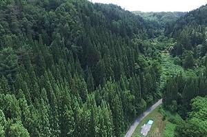 山形県米沢市の気候風土