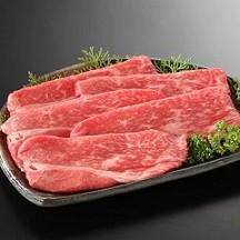 ワインビーフ熟成肉ローススライスすき焼き用