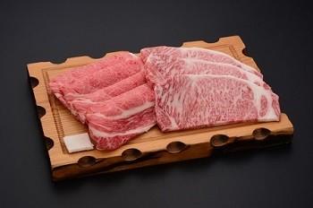 米沢牛すき焼き・ステーキ詰合せ