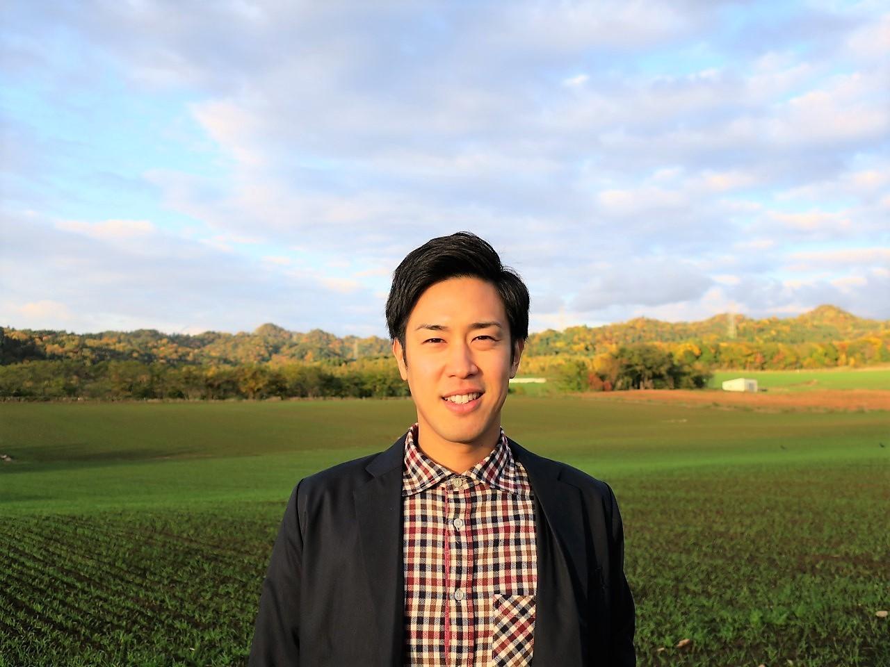 北海道栗山町メロン男子図鑑 橋本悠希