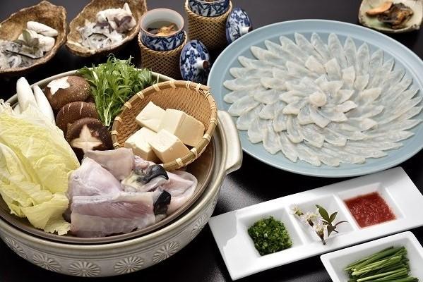 【10月】豊後とらふぐ料理セット(養殖4~5人前)