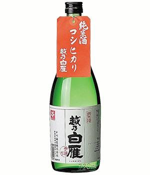 越乃白雁 コシヒカリ純米