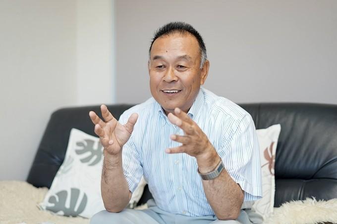 (株)I・Cコーポレーション 代表取締役 鈴木講二