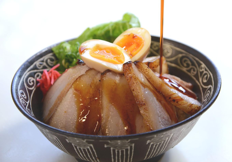 【おすすめ料理】チャーシュー丼