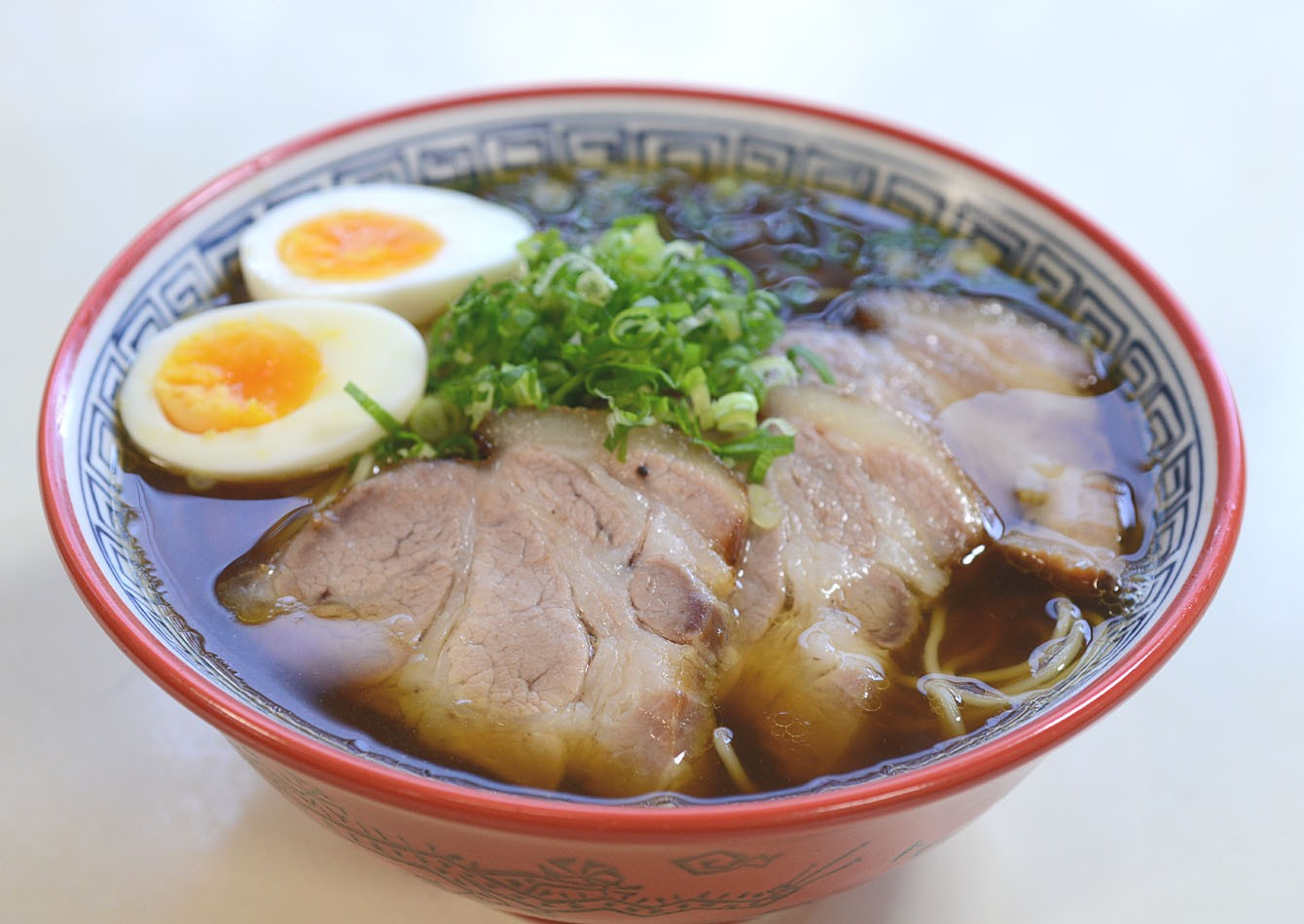 【おすすめ料理】チャーシュー麺