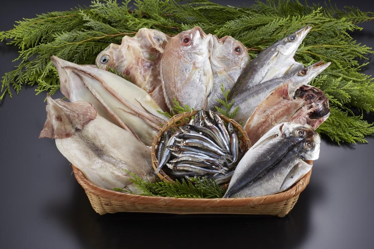 水産のまち長崎ならではの豊富な魚種をバラエティ豊かに詰合せました
