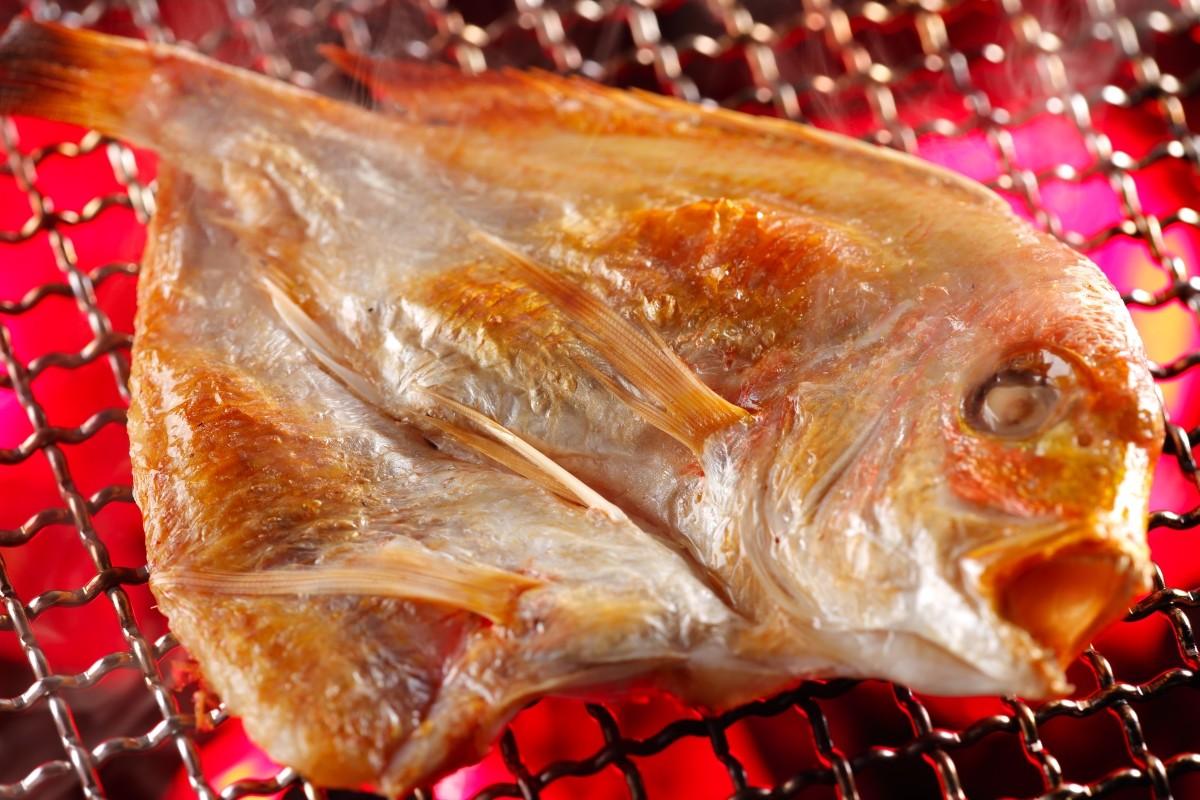 長崎では「ハレ(お祝い)の日」によく食されていたレンコダイ(キダイ)