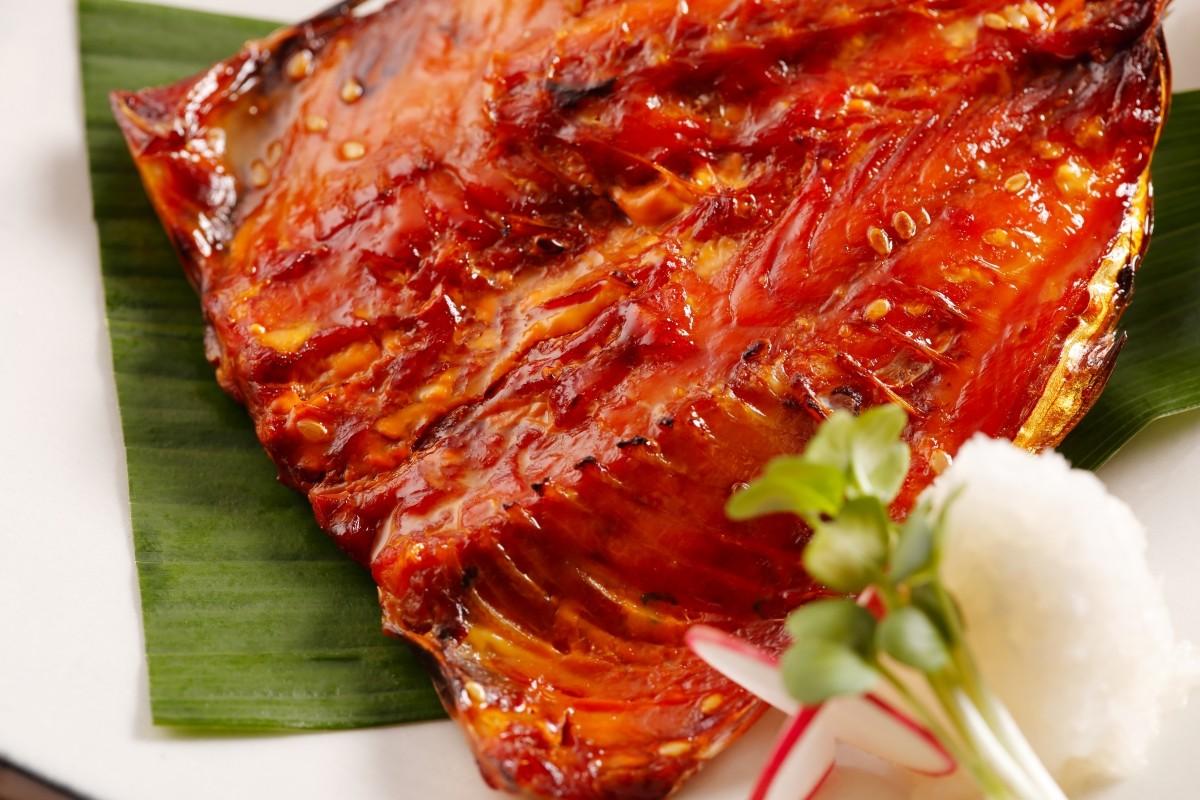 長崎県はアジの漁獲量全国1位!当店自慢のアジの桜干しをご賞味ください