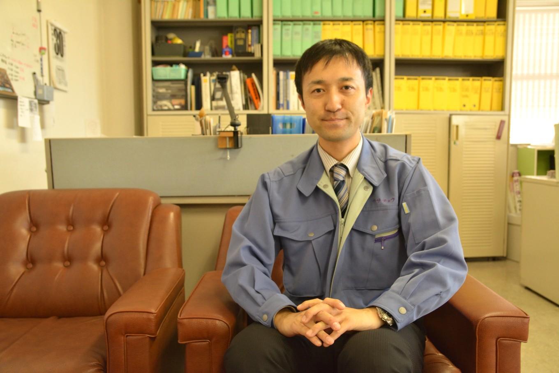 佐々長醸造㈱ 専務取締役 みそソムリエ 佐々木洋平さん