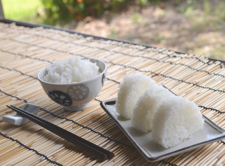 冷めても味わい濃厚なお米です。