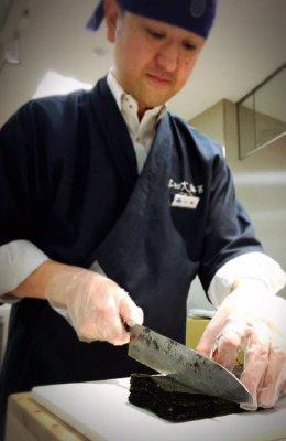不知火海苔代表 中尾浩史さん