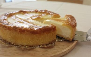 ベークド・チーズケーキ(5号サイズ)