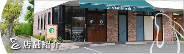 掛川市にある人気洋菓子店「お茶の実雪うさぎ工房」