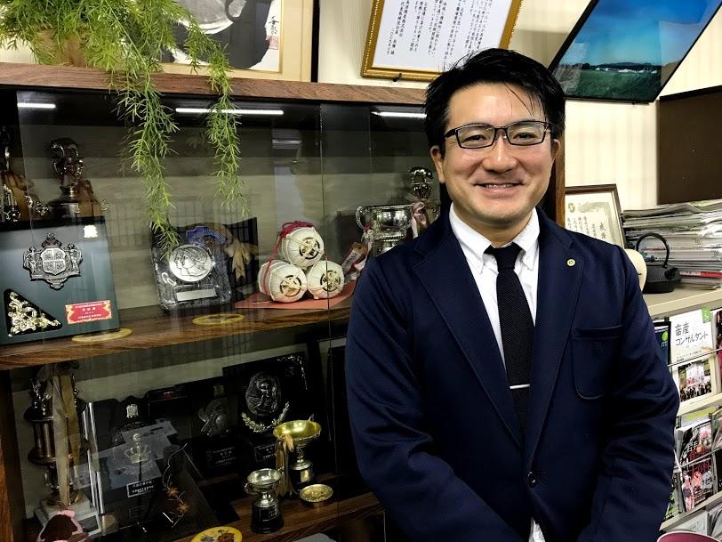 高源精麦㈱ 代表取締役社長 高橋 誠さん