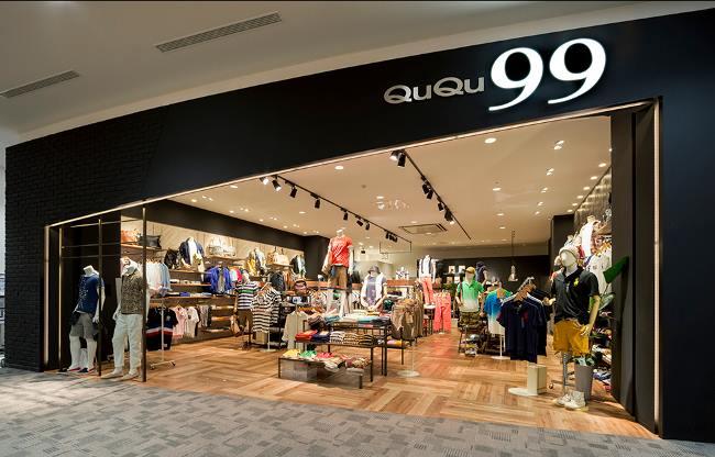 当社店舗は全国の大型モールを中心に展開しています。