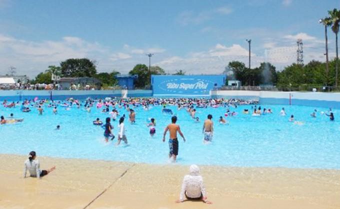 【プール】毎年7月~9月頃まで営業しております!