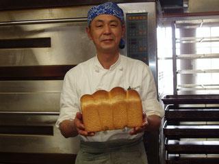 オーナーシェフ横山一彦さん ~パン作りへの想い~