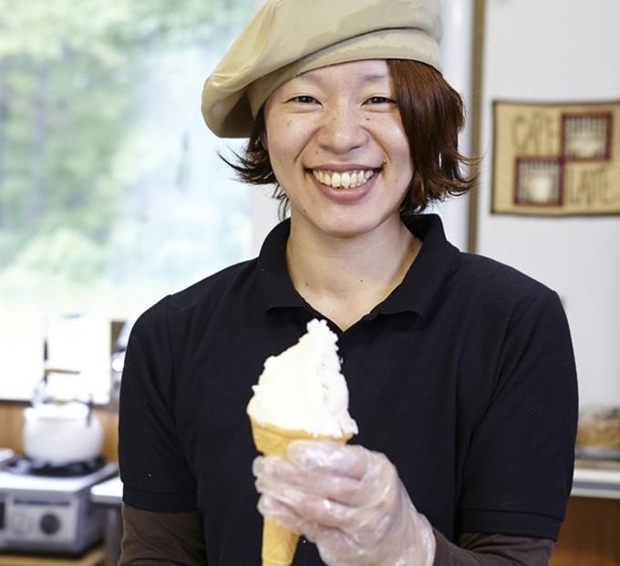 レティエの店長 西崎歩さん