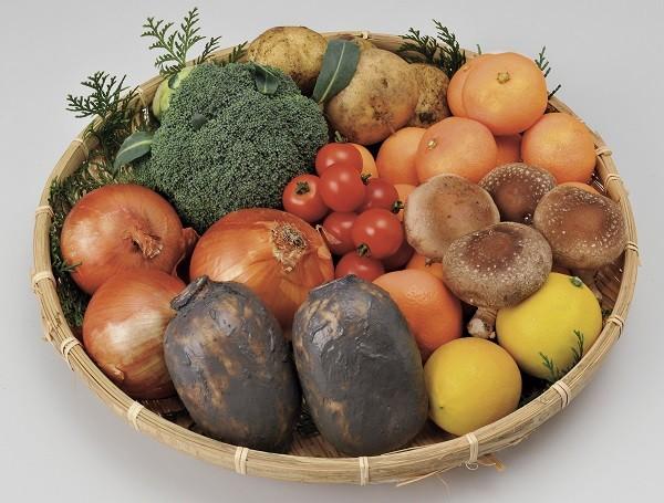 10月 野菜・果物