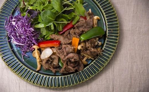 焼肉、カレー、焼きそば等、色々な料理に使いやすく便利です。