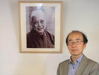 龍山先生と岩永