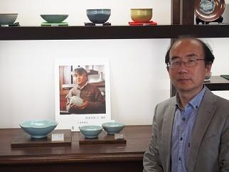 清高先生と岩永