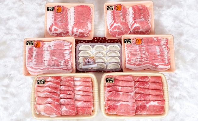 488 鹿児島黒豚特盛Aセット3kg