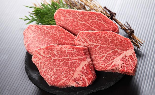 506 鹿児島県産黒毛和牛シャトーブリアン4~5枚入(約560g)