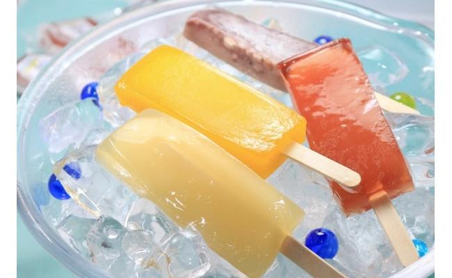 上道製菓 シャリもっちアイス(4種類)