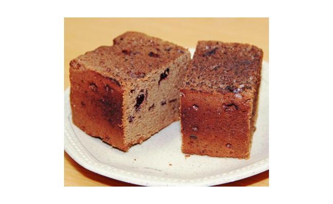 ガトーコバヤシ 朝来産ブルーベリーを使ったケーキセット