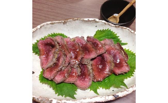 C-40 【高たんぱく・低カロリー!】鹿肉よくばりセット(レシピ付)