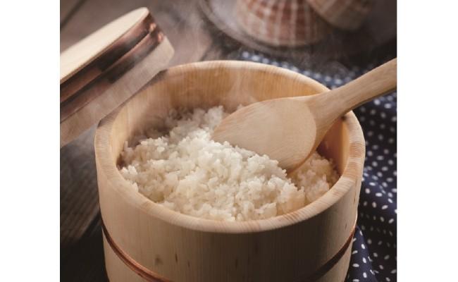 ふっくらおいしいお米です