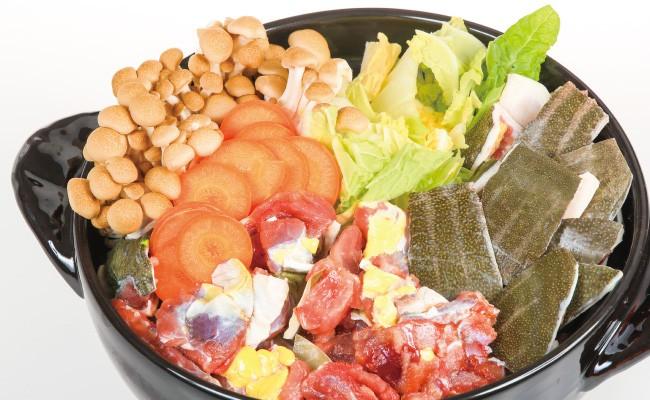 B-144 佐賀県産絶品すっぽんセット 鍋にオススメ!!4~5人前【数量限定!!】