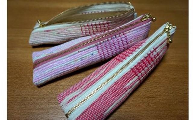 小谷村の伝統工芸であるぼろ織り
