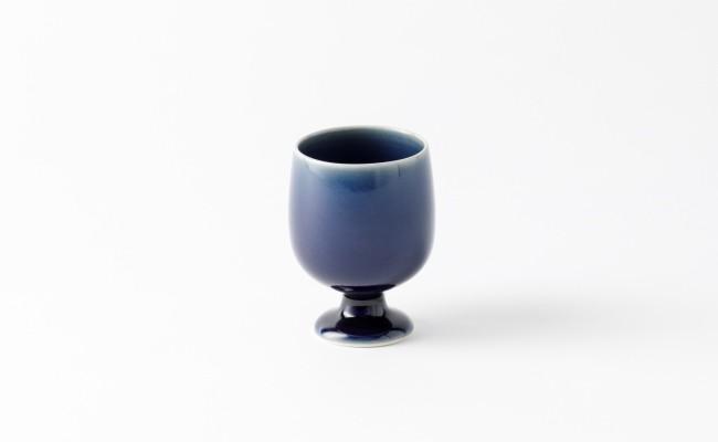 有田焼/坂本達也/深瑠璃釉ワイン